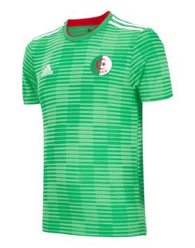 Adult Algeria Away Jersey