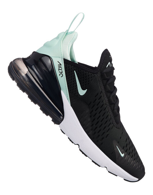 wholesale dealer 59f81 3ad5c Women's Tiffany Blue Nike Air Max 270 | Life Style Sports