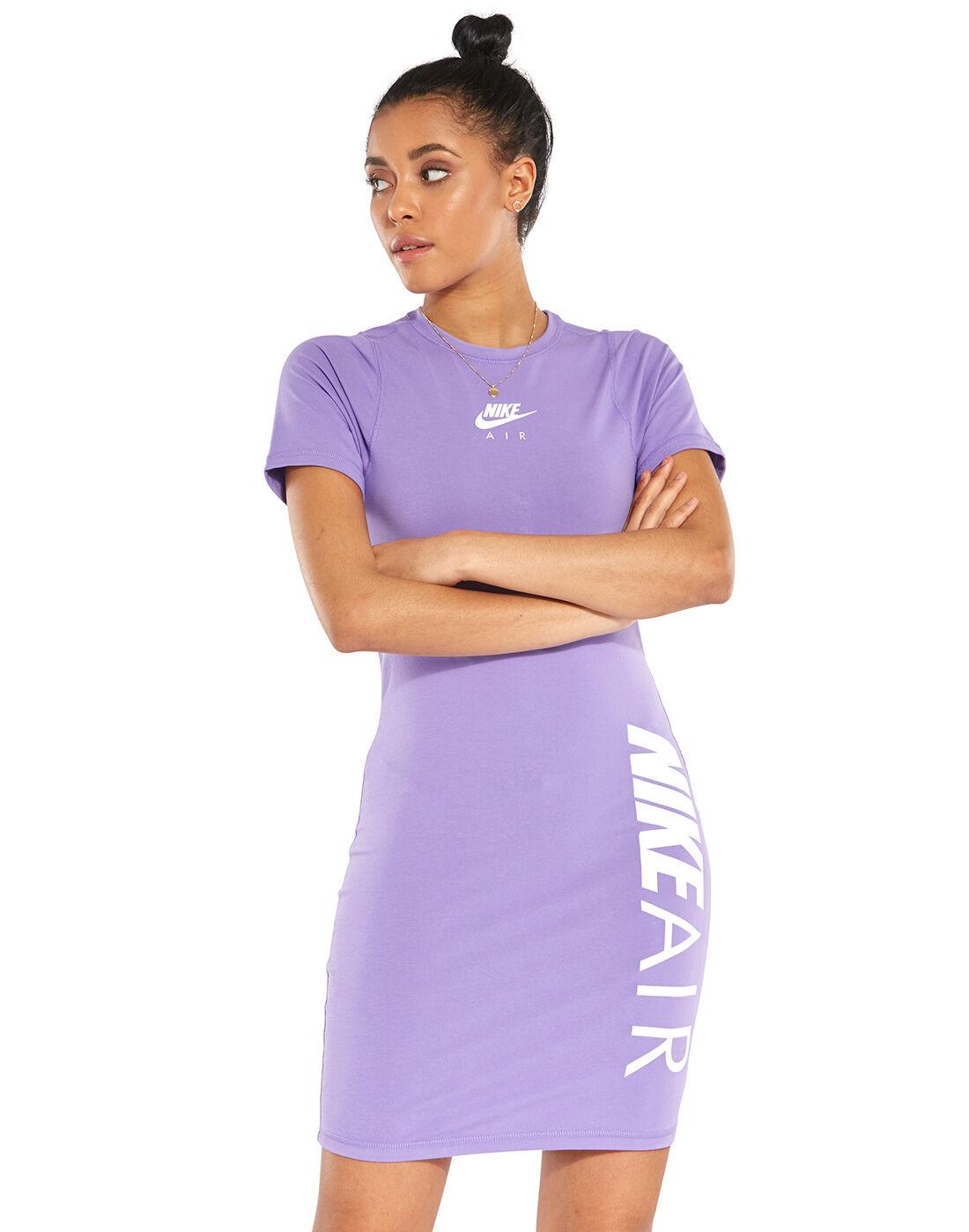 Women's Purple Nike Air Dress | Life Style Sports