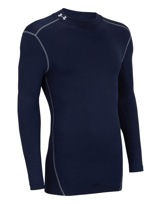 Adult Cold Gear Armour Mock Neck Top