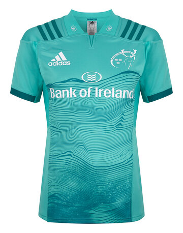 Munster 2018/19 Alternate Players Jersey front view