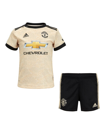 Man Utd Babies 19/20 Away Kit