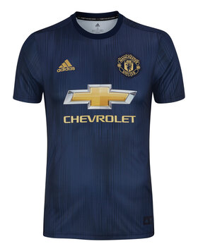 Adults Man Utd 18/19 Third Jersey
