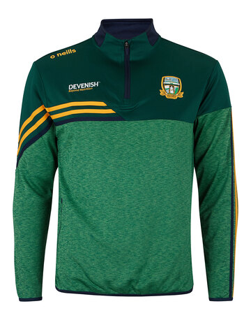 Mens Meath Nevis Squad Half Zip Top