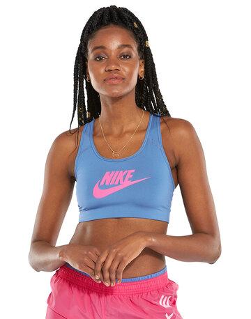Womens Swoosh Futura Sports Bra