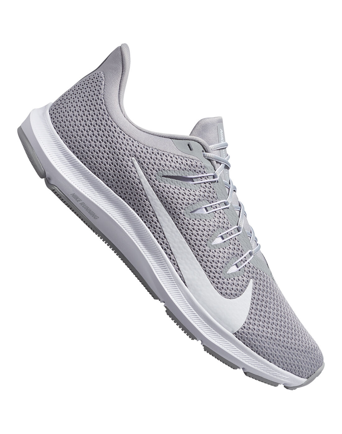 Nike Mens Quest - Grey | Life Style