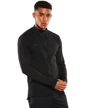 Mens Squad Half Zip