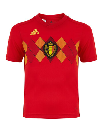 Kids Belgium WC 2018 Home Jersey