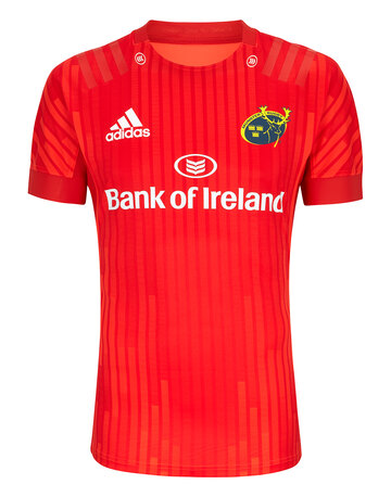 6019ac2db Adult Munster Home Players Jersey 19 20 ...