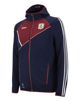 Mens Galway Conall Embossed Jacket