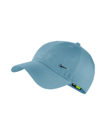 Mens Metal Swoosh Cap