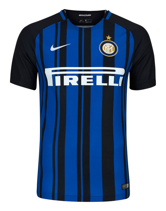 Adult Inter Milan 17/18 Home Jersey