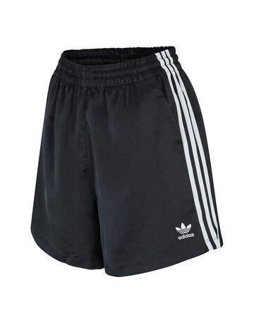 Womens Satin Shorts