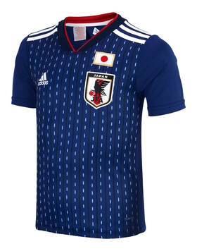 Kids Japan WC18 Home Jersey