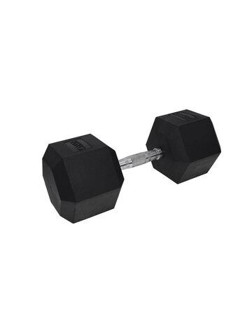 UF Hex Dumbbell Rubber Single 20KG