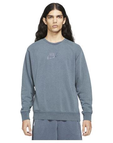 Mens Sustainable Sport Essentials Crew Neck Sweatshirt