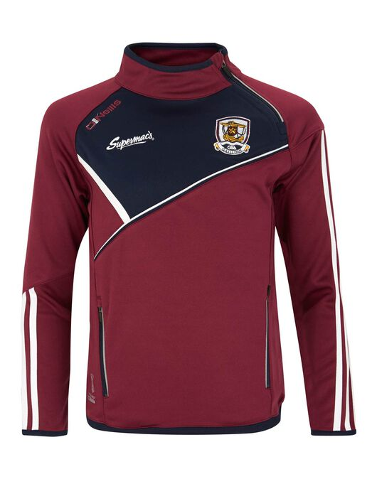 Kids Galway Conall Side Zip Top