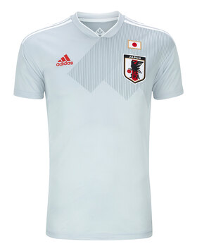 Adult Japan WC18 Away Jersey