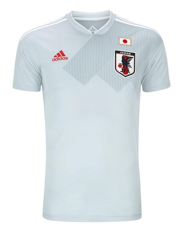 Adult Japan WC18 Away Jersey