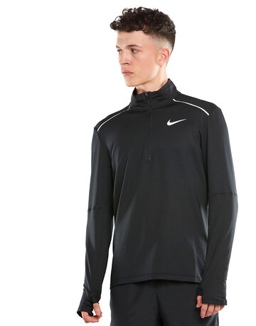 Mens Element Half Zip Top