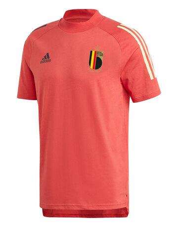 Adult Belgium Euro 2020 Training T-Shirt