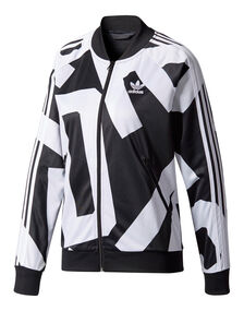 Womens Bold Age Superstar Track Top