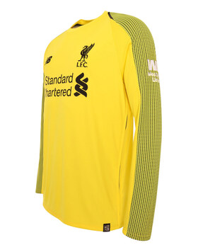 Kids Liverpool 18/19 GK Home Jersey