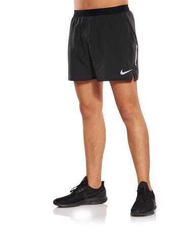 Mens Flex Distance 5 Inch Shorts