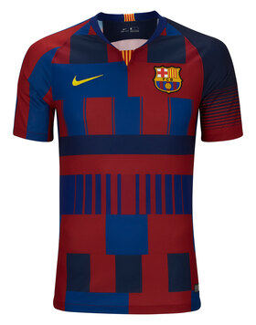 Mens  Barcelona 20th  Jersey
