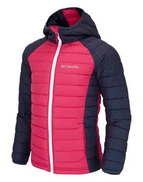 Older Girls Hooded Jacket