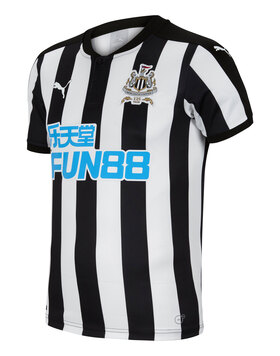 Adult Newcastle 2017/18 Home Jersey