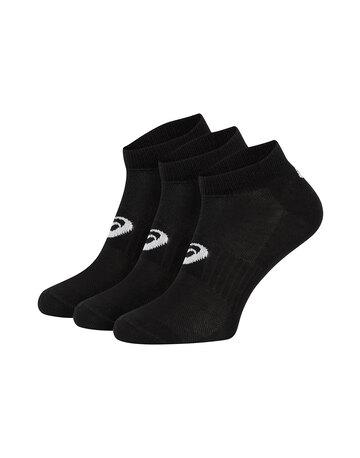 3pk No Show Run Socks