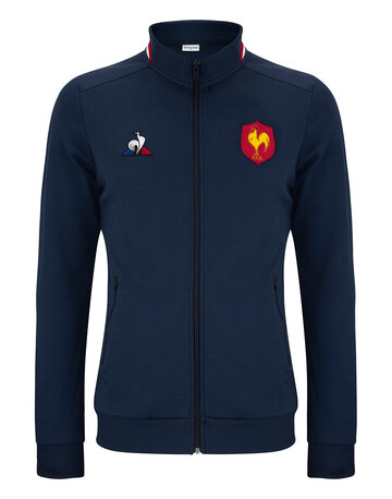 Adult France Full Zip Top