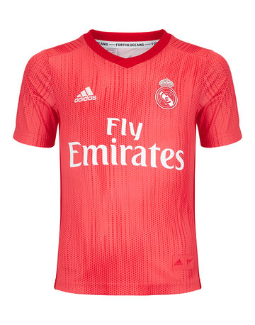 Kids Real Madrid 18/19 Third Jersey