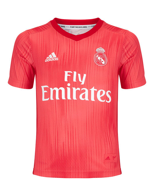 new product 31ff7 f8057 adidas Kids Real Madrid 18/19 Third Jersey