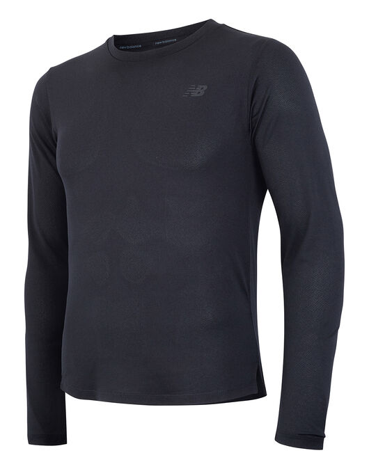 Mens Fortitech Long Sleeve T-Shirt