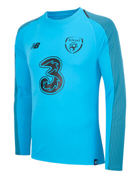 Adult Ireland Away Goal Keeper Jersey