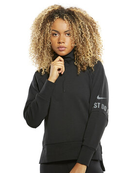 Womens Dry Half Zip Top