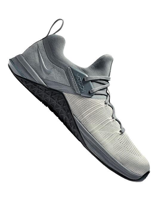 9604f6d787df8 Men s Grey Nike Metcon Flyknit 3