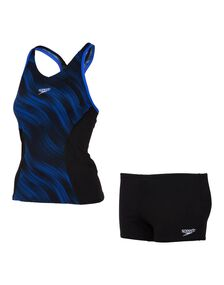 Womens Speedo Fit Allover Tankini