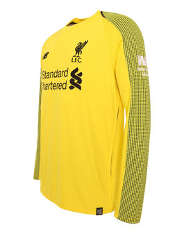 Mens Liverpool 18/19 GK Home Jersey