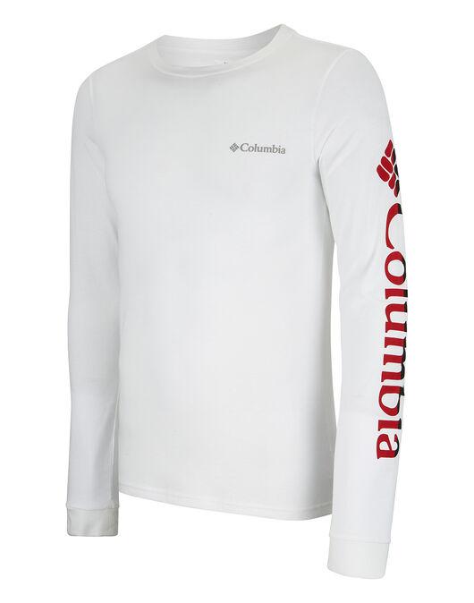 Mens Lodge Long Sleeve T-Shirt