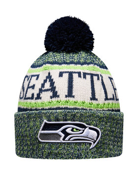 NFL Seahawks Bobble Knit