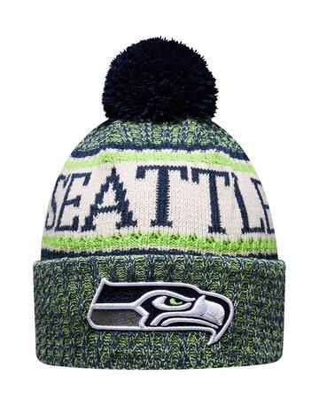 NFL Seahawks Bobble Knit