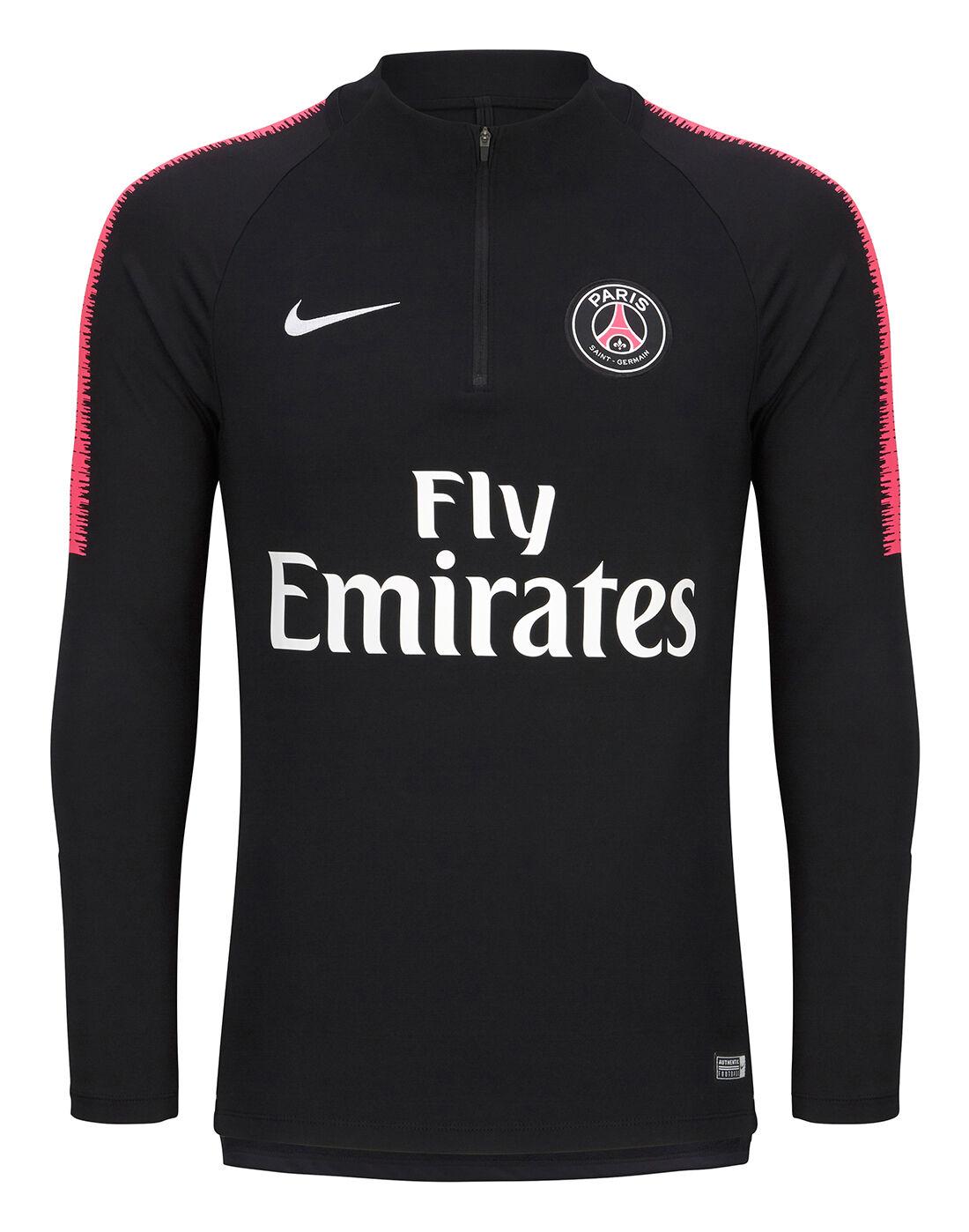 Pink PSG 1/4 Zip Training Top | Nike