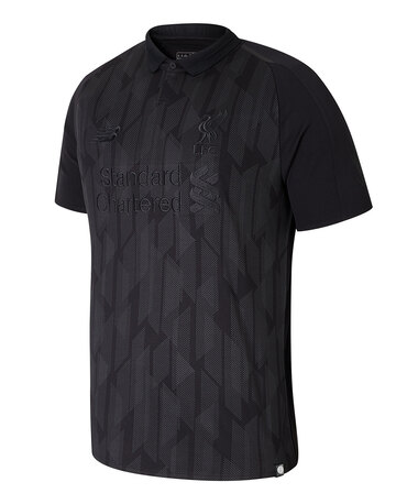 Adult Liverpool Blackout Jersey