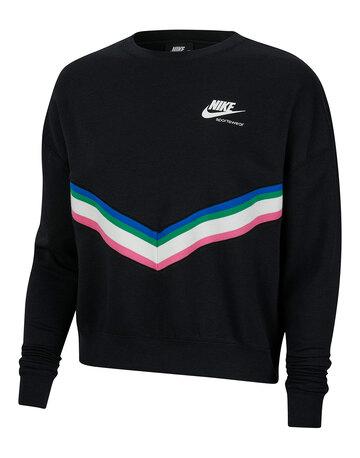Womens Heritage Crew Sweatshirt