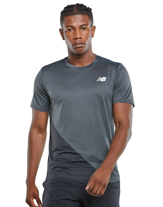 Mens Velocity Running T-Shirt