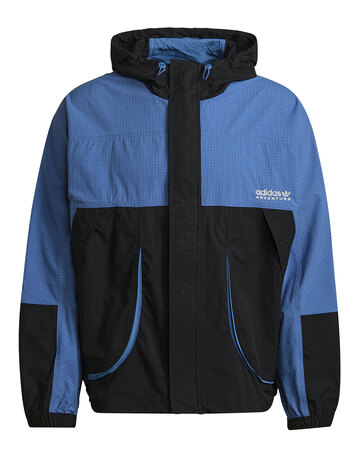 Mens Adventure Windbreaker Jacket