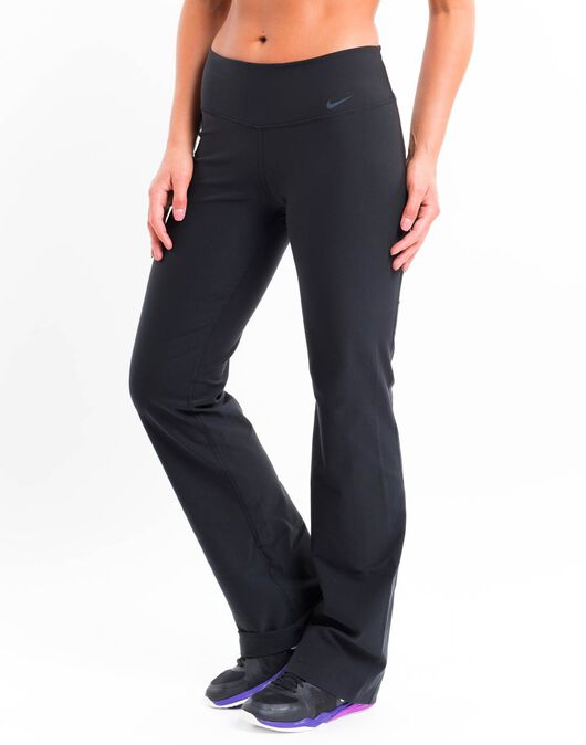Duque biología Prevalecer  Nike Womens Legend Poly Classic Pant - Black   Life Style Sports UK
